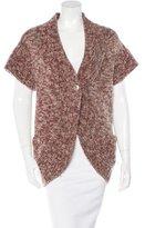 Chanel Knit Short Sleeve Cardigan