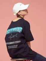 [Unisex] Shark Print Tee Ny