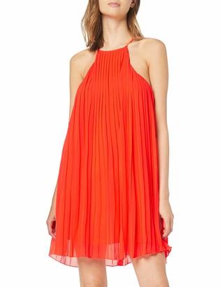 New Look Women's Swing Pleat Dress