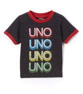 Children's Apparel Network Toybox Treasures 'Uno' Tee - Infant Toddler & Boys