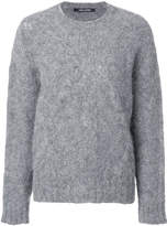 Neil Barrett fluffy jumper