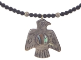 Catherine Michiels Soaring Bird Necklace