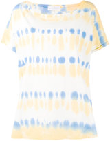 Faith Connexion tie dye print t-shirt - women - Cotton - XS