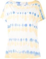 Faith Connexion tie dye print t-shirt