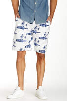 Threads 4 Thought Printed Volly Shorts
