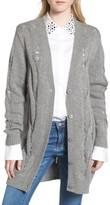 AG Jeans Women's Sandrine Longline Cardigan Sweater