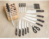 Wusthof Classic Knife Block Set - 20-Piece