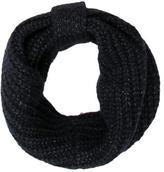 Kate Spade Metallic Knit Infinity Scarf