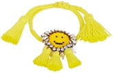 Shourouk Hippie Happy Face bracelet