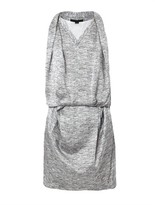 Alexander Wang Textured melange day dress
