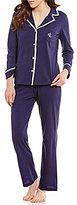 Lauren Ralph Lauren Pima Cotton Classic Pajamas