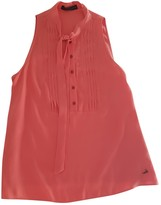 Trussardi Jeans Pink Top for Women