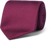 Charvet 7.5cm Textured-Silk Tie