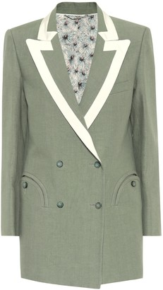 Blazã© Milano Everyday linen blazer