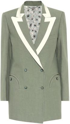 BLAZÉ MILANO Everyday linen blazer