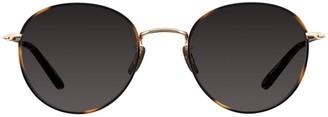 Garrett Leight Paloma Sun Tiger Eye-gold Sunglasses