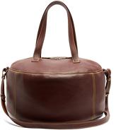 Balenciaga Air Hobo medium leather tote