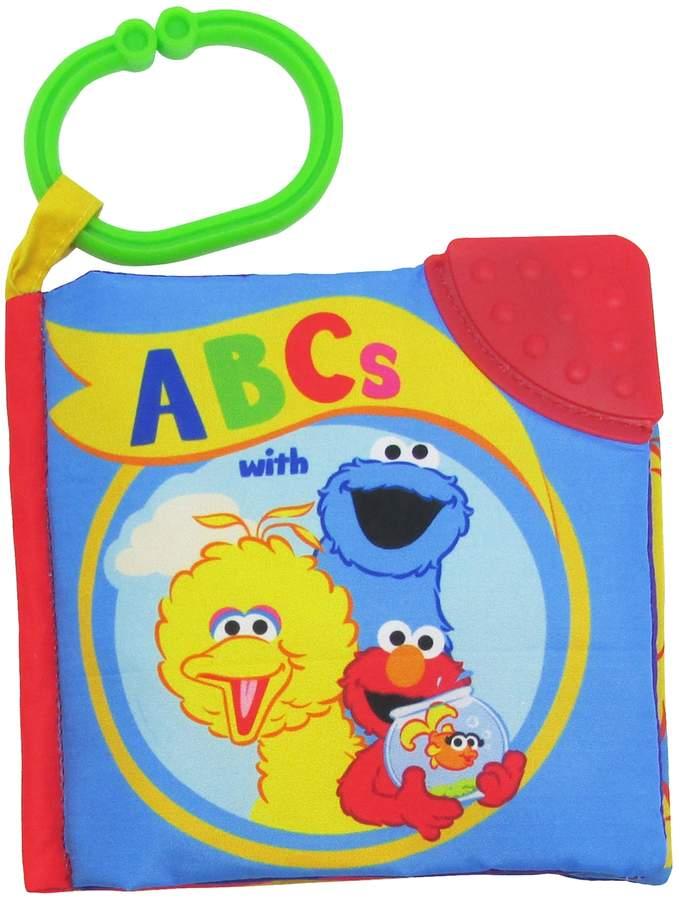 Kids Preferred Sesame Street ABC's Soft Book