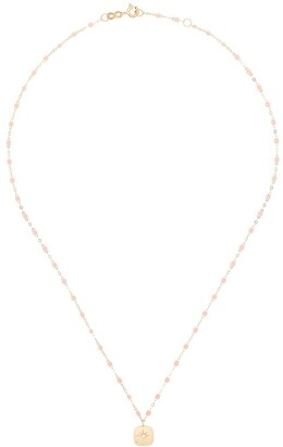 Gigi Clozeau 18kt gold Miss Gigi diamond beaded necklace
