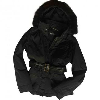 Fratelli Rossetti Black Polyester Jackets