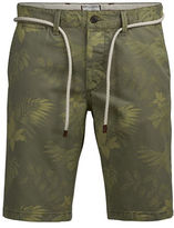 Jack and Jones Tropical Printed Chino Shorts