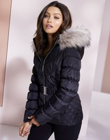 Lipsy Short Belted Puffer Coat