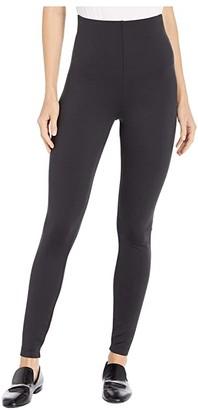 Lysse Super High-Waisted Leggings (Black) Women's Casual Pants
