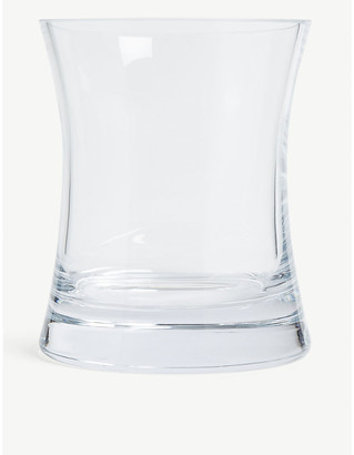 LSA International Moya glass vase 22cm