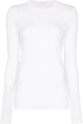Skin crew neck T-shirt