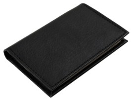 CHAMPS Genuine Leather Card Holder