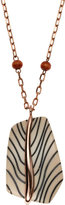 Vince Camuto Rose Gold-Tone Necklace