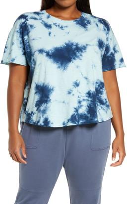 Zella Garment Dye Studio T-Shirt