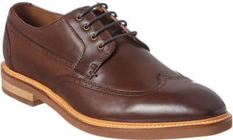 Gordon Rush Wingtip Leather Derby Shoe
