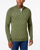 Tommy Bahama Men's Diamond Cable-Knit Sweater