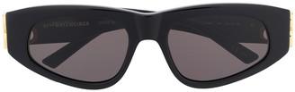 Balenciaga Eyewear Dynasty sunglasses