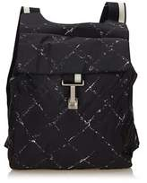 Chanel Pre-owned: Old Travel Line Backpack.