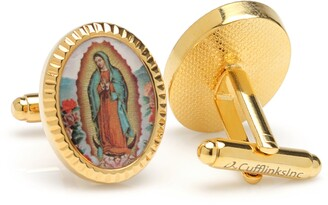 Cufflinks Inc. Lady Of Guadalupe Cuff Links