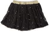 3 Pommes Infant Girls' Tulle Sequin Skirt - Sizes 3-24 Months
