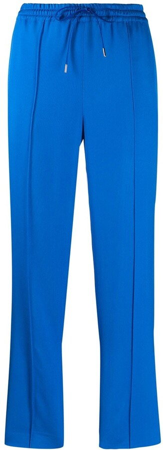 Joseph Cropped Track Pants