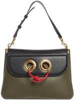 J.W.Anderson Pierce Medium Two-tone Leather Bag