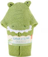 """Splash-a-While Crocodile"" Hooded Bath Towel"