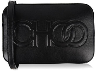 Jimmy Choo Balti Leather Cross Body Bag