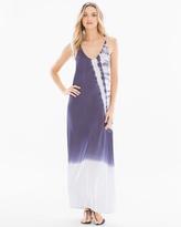 Soma Intimates Strappy Tie Dye Coverup Maxi Dress