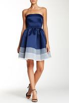 Erin Fetherston ERIN Peau de Soie Strapless Dress