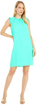 Lilly Pulitzer Talisa Dress (Gustavia Green) Women's Dress