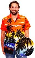V.H.O Funky Hawaiian Shirt, Beach, 12XL