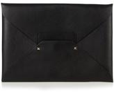 Valentino Rockstud Untitled #12 Leather Document Holder