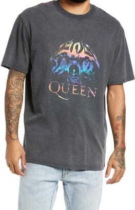 Topman Queen Graphic Tee