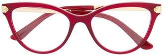 Dolce & Gabbana Eyewear cat eye optical glasses