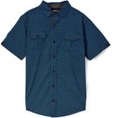 Beverly Hills Polo Club Midnight Polka Dot Button-Up - Toddler